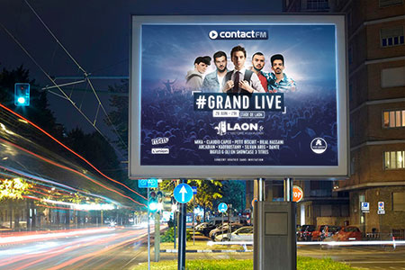 Contact FM — Le Grand Live
